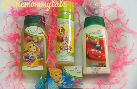 Complete care range for your child – Biotique Botanicals Kids Range.