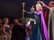 Disney Releases Pic's From Production 'Frozen Musical'