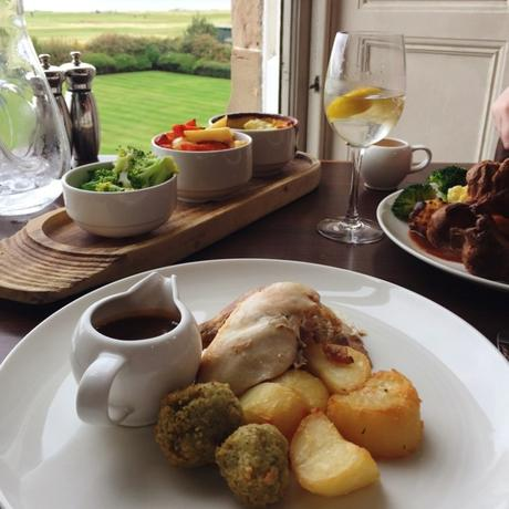 Sunday lunch review: Macdonald Marine Hotel & Spa