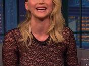 "Jennifer Lawrence Says Into ""Bar Fight"" Budapest"