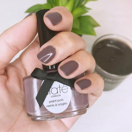 Ciaté London Creme Nail Polish in shade Fade to Greige | secondblonde
