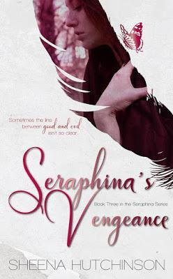 Seraphina's Vengeance by Sheena Hutchinson @agarcia6510