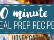 Minute Meal Prep Recipes Ideas