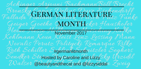 Announcing German Literature Month VII