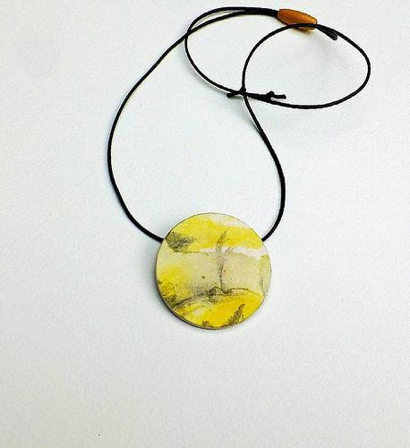 Summer Solstice Necklace by Liz Hamman