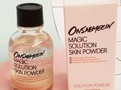 Onsaemeein Magic Solution Skin Powder Review