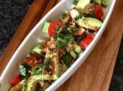 Chicken Quinoa Salad With Orange Balsamic Dressing