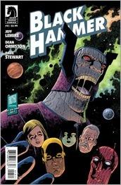 Black Hammer #13 Cover - Ormston