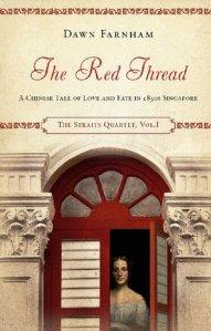 Blog Tour – The Red Thread (The Straits Quartet #1) – Dawn Farnham