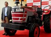 Driverless Tractor Launched Mahindra Group @MahindraRise