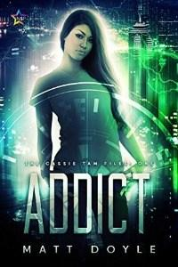 Megan Casey reviews Addict by Matt Doyle