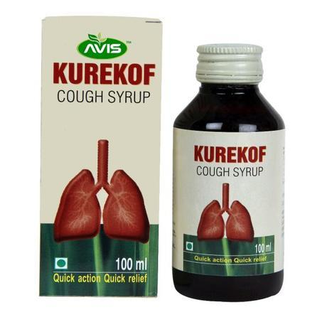 Ayurvedic Cough Syrup Medicine
