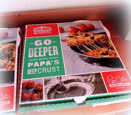 More Dough for Your Dosh with Papa John's