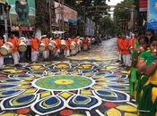 Celebrating Durga Puja Kolkatta