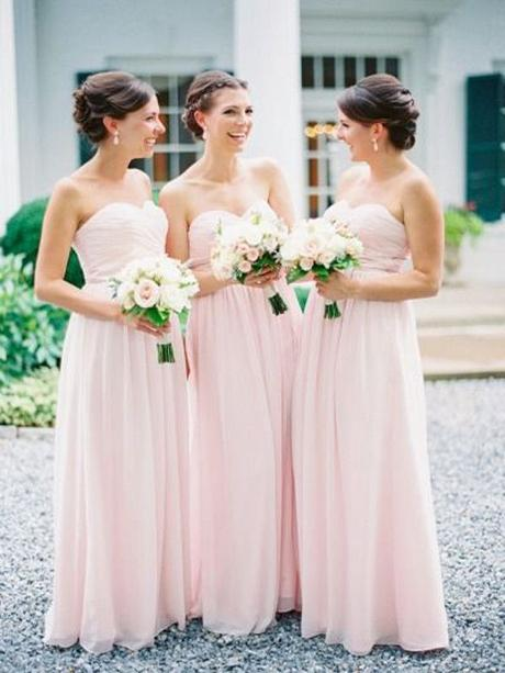 Which bridesmaid dresses color you can choose