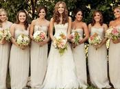 Which Bridesmaid Dresses Color Choose