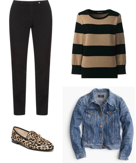 Capsule Wardrobe: Fall Weekend Style