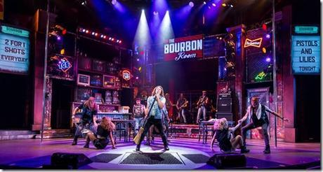 Review: Rock of Ages (Drury Lane Theatre)