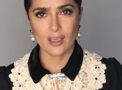 "Salma Hayek Launches Crowdwise Campaign"" Help Earthquake Victims Mexico"