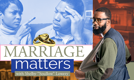 """Coming To The Impact Television Network """"Marriage Matters"""" Hosted By Shelby Lowery"""