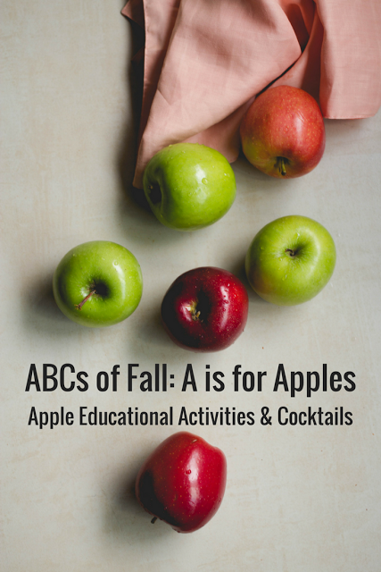 The ABCs of Fall: A is for Apples