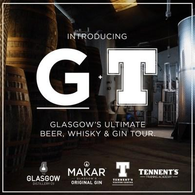 Tennent's and Makar Gin joint tours