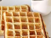 Easy Pour-Mix-and-Cook American-style Buttermilk Waffles