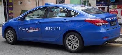 What Happened To Comfortdelgro? - The Taxi In Distress