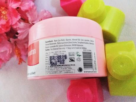 Inatur Herbals Baby Cream Review