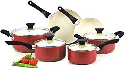 Best Rated Ceramic Cookware Review | Best Ceramic Pots And Pans.