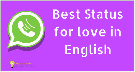 1000 Best Status For Whatsapp In English For Love Paperblog