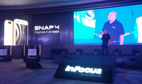 InFocus Launched Its Two Latest Smartphones – Snap4 AND Turbo 5Plus