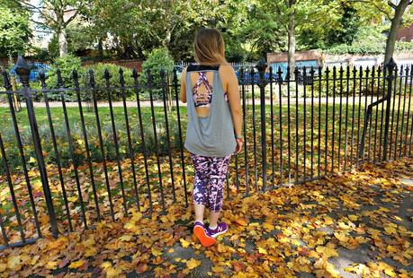 GETTING OUT OF THE AUTUMN FITNESS RUT