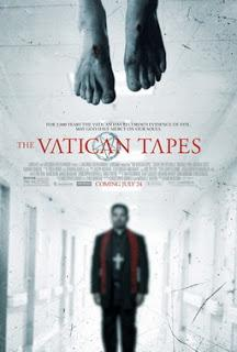 #2,431. The Vatican Tapes  (2015)