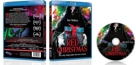 Dee Wallace Meets The Monster  Exclusive Clip from 'Red Christmas'