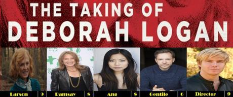 Movie Reviews 101 Midnight Halloween Horror – The Taking of Deborah Logan (2014)