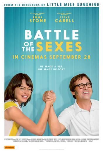 OSCAR WATCH: Battle of the Sexes