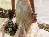 Sparkly Bohemian Seine Wedding Dresses