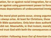 """Back from Trip, Thinking About American Catholicism, """"Both-Sides-Count"""" Argument, Ethics Survival"""