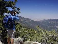 MOUNT PINOS, Southern California: World