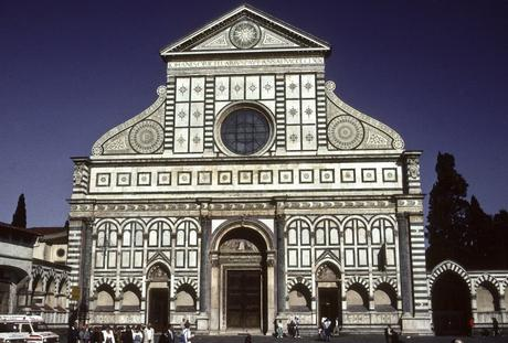 34. The 15th-century Basilica of Santa Maria Novella stands out even among Florence's distinguished architecture.