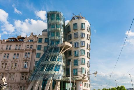 31. The 'Dancing House