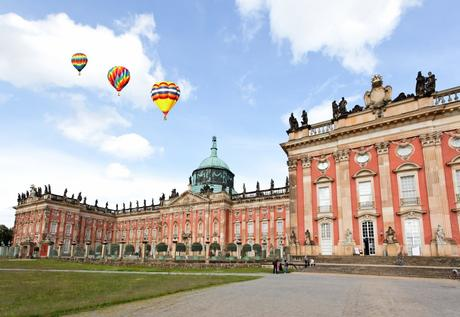 81. Marvel at what is considered to be the last great Prussian baroque palace, the New Palace, in Sanssouci park in Potsdam, Germany.