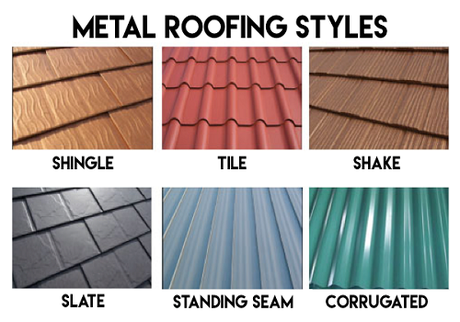 Why Metal Roofs Are Amazing