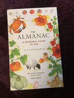 Book Review:  The Almanac by Lia Leendertz