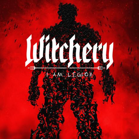 "WITCHERY Announce New Album ""I Am Legion"" Due Out November 10, 2017; Reveal Video For First Single, ""True North"""