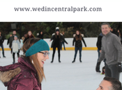 Rafael Becca's Engagement Rink Central Park