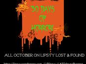Days Horror Under Dome #HO17 #30daysofhorror
