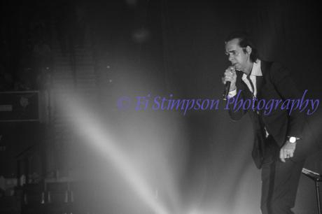Gig Review: Nick Cave and The Bad Seeds, 28th September 2017, Nottingham