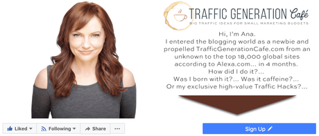 How to Grow F·A·T Traffic with Facebook Author Tag [#TrafficHack]